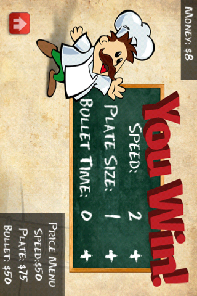 Screenshot Luigi's Place: iPhone Edition