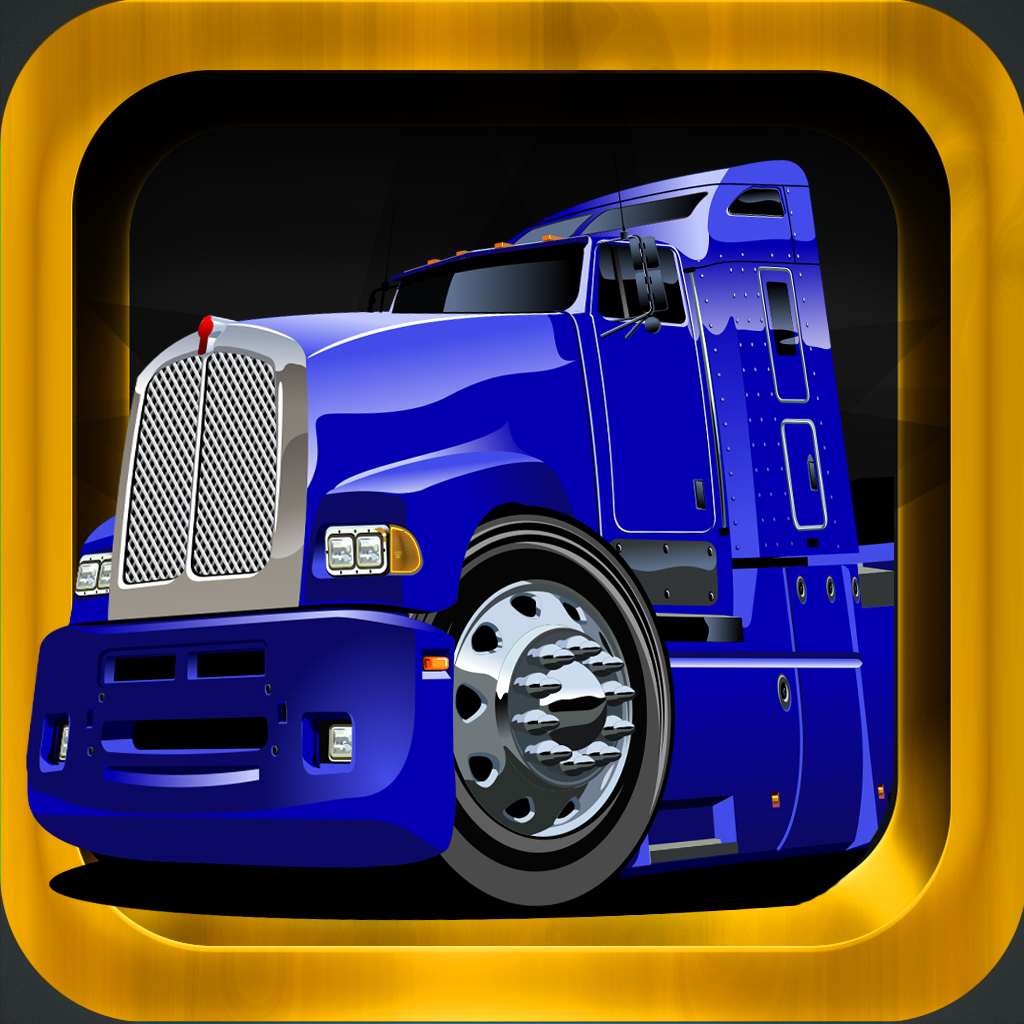 A Real Truck Driver - Madness Delivery Challenger Game