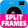Split Frames - Editing Photo Collages Made Easy with Creative Edit Tools to Make Great Pictures and
