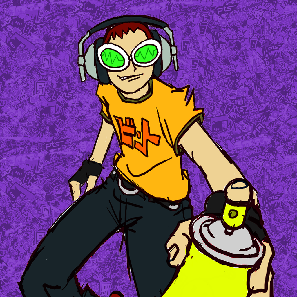 Jet Set Radio iOS